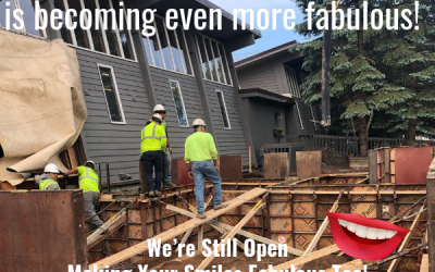 St Paul Dental Clinic Construction – Building a Bigger Chalet Dental Care!